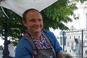 Виктор Родителев