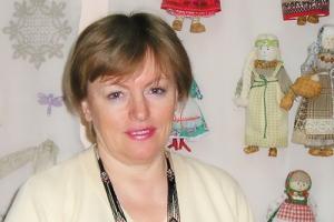 Екатерина Ларионова
